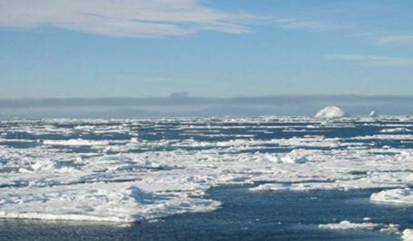 Image of the Arctic