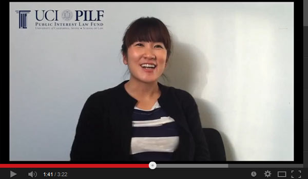 Screenshot of PILF video