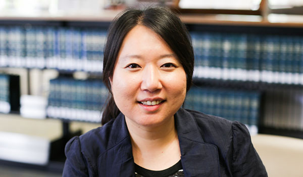Image of Prof. Summer Kim