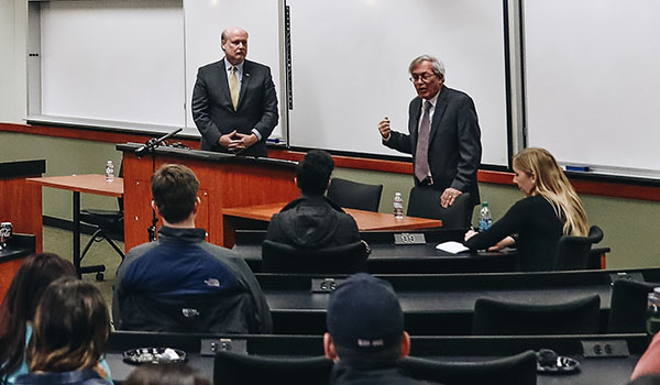 Free Speech on Campus: UCI Chancellor Gillman and Dean Erwin Chemerinsky
